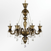 Pasternak   artistic blown glass chandelier multiforme treniq 1 1518186127135