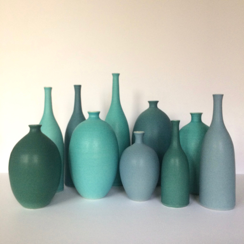 Turquoise vessels lucy burley ceramics treniq 1 1518357467211