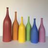 Rainbow bottles lucy burley ceramics treniq 1 1518358379729