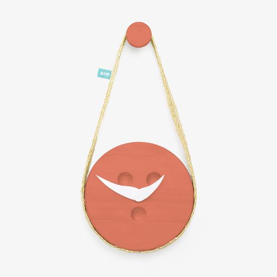 Silva wall clock   fond orange dam treniq 1 1518525770393