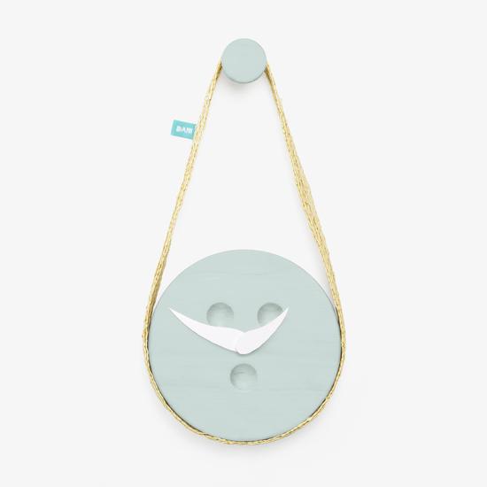 Silva wall clock   baby blue dam treniq 1 1518525801491