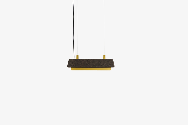 Cortina small pendant lamp   dry yellow dam treniq 1 1518526931571