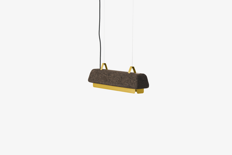 Cortina small pendant lamp   dry yellow dam treniq 1 1518526937201