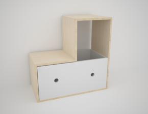 Drawer Pedestal