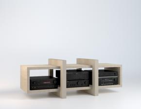 Custom Furniture Hifi LOW