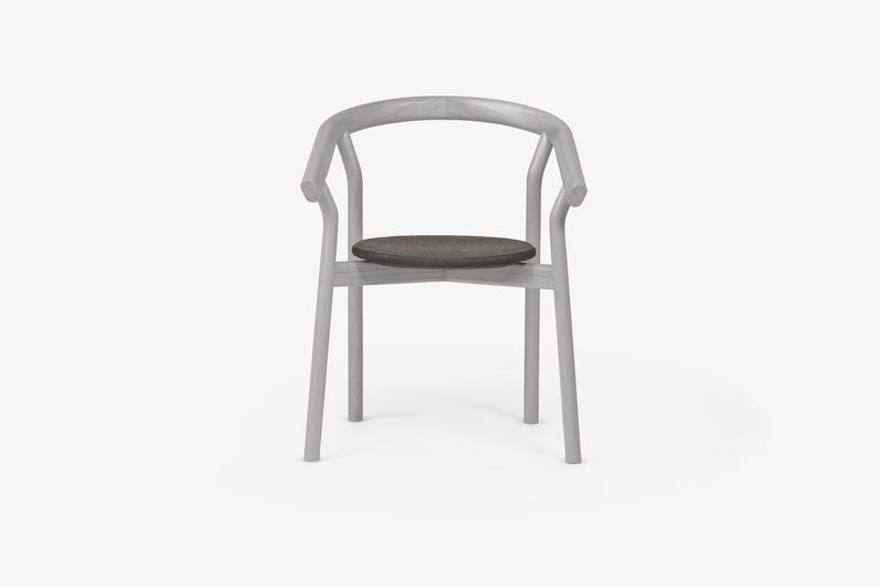 Dora chair   elegant grey dam treniq 1 1518635459540