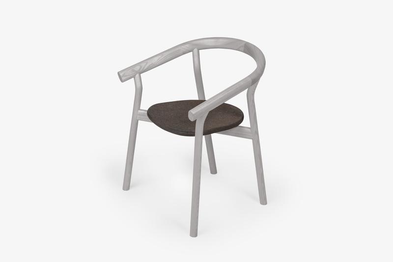 Dora chair   elegant grey dam treniq 1 1518635518619