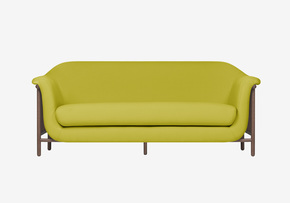 Valentim-Sofa-Walnut-Step-Fabric-Quiet-Green_Dam_Treniq_0
