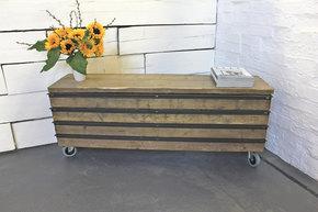 Ceylan Reclaimed Wood Drawer Unit