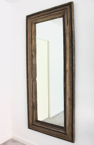 Harriot Multi Layered Mirror Frame