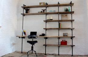 Brooks Curved Desk