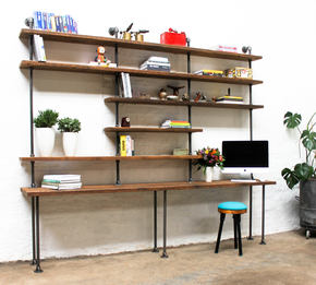 Susannah Adjustable Shelves
