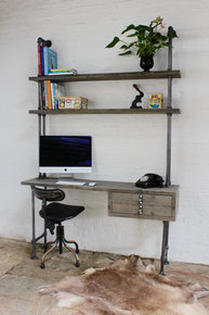 Cherie Desk with Drawers