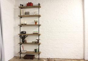 Holmes Adjustable Shelf Bookcase