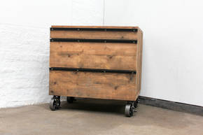 Mhairie Display Chest of Drawers