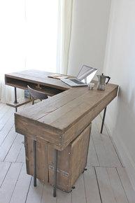 Stuart Corner L-Shaped Desk