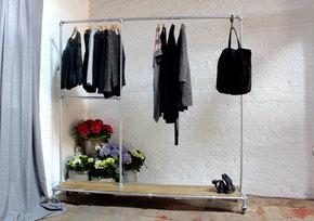 Michelle Rails & Shelf Mounted