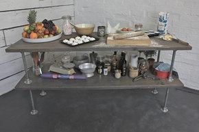 Deanna Kitchen Island Unit