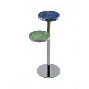 Two Tier Side Table - Aurum - Treniq