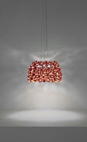 Anish-Medium-Suspension-Lamp-Copper-Leaf_Terzani_Treniq_0