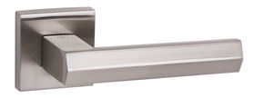 Atlantic Davoli Lever Door Handle On Rose