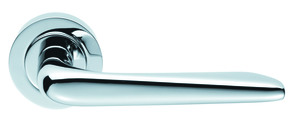 Carlisle Brass Petra Door Handle on Rose
