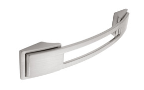 Cupboard Bow Handle with Cut