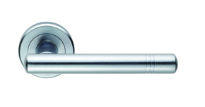 Eurospec Atalaya Designer Door Handle on Rose