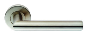 Eurospec Oval Mitred Door Handle