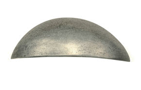 Finesse Pewter Wilton Crescent Natural Cup Handle