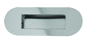 Frelan Radius Flush Pull Handle