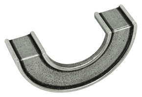 Lamont Pewter Pull Handle