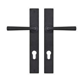Stonebridge Padstow Multipoint Door Handle Natural Black