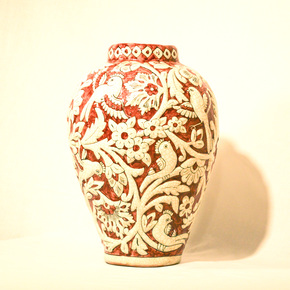 Hand-Painted-Relief-Vase-No.3_We-Can-Art_Treniq_0