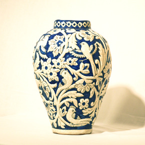 Hand-Painted-Relief-Vase-No.4_We-Can-Art_Treniq_0
