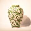 Hand painted relief vase no.6 wecanart treniq 1 1520110587974