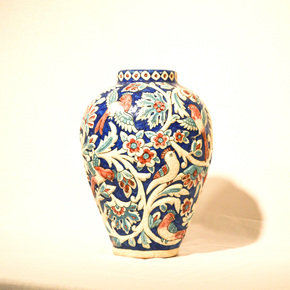 Hand-Painted-Relief-Vase-No.9_We-Can-Art_Treniq_0