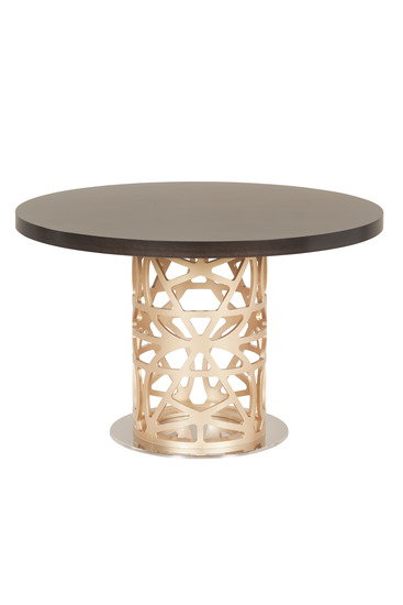 Pyrite round dining table  green apple home style treniq 1 1520249097222