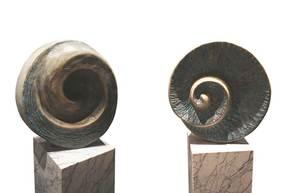 Búzio Sculpture