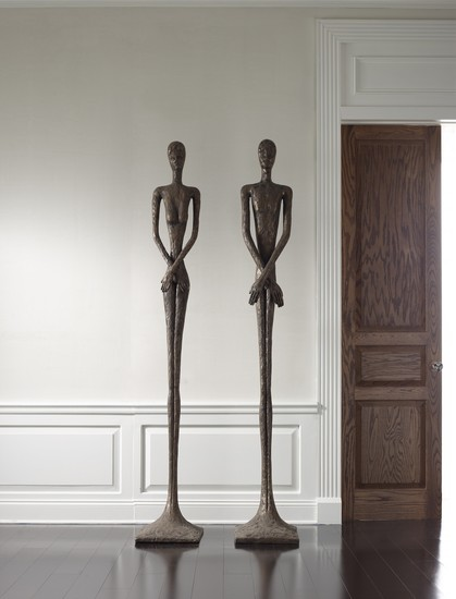 Skinny sculptures  bronze  phillips collection treniq 1 1520440236563