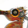 Orange seahorse scoobafish art treniq 1 1520495445113