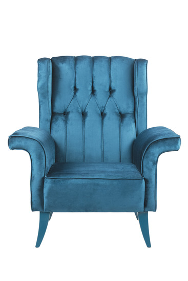 Title blue armchair green apple home style treniq 1 1520507859453