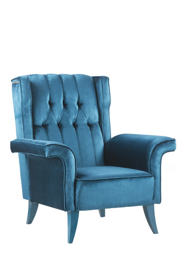 Title blue armchair green apple home style treniq 1 1520507859452
