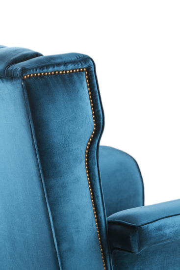 Title blue armchair green apple home style treniq 1 1520507859456