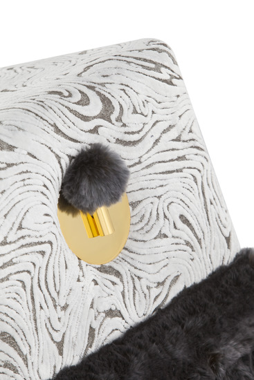 Flox dark grey puff stool green apple home style treniq 1 1520519584372