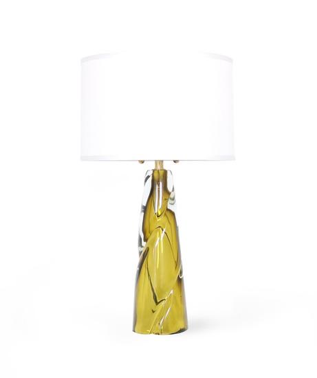 Mid century modern murano glass lamp by seguso sergio jaeger treniq 1 1520559910072