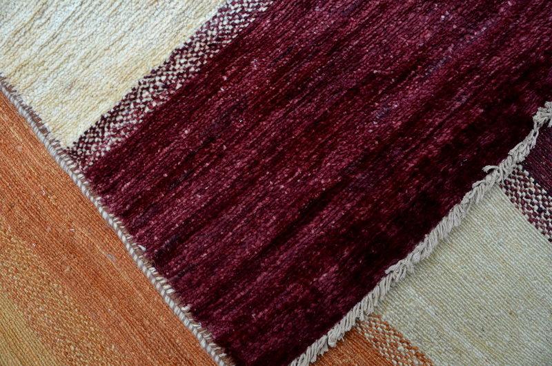 Multi colour modern gabbeh rug talam   khaadi treniq 1 1520589696516