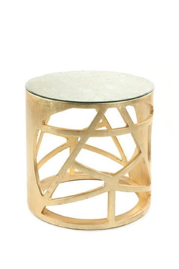 Pyrite side table green apple home style treniq 1 1520608924491