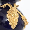 Neoclassical sevres style cobalt blue porcelain lamps gilt bronze accent sergio jaeger treniq 1 1520652622556