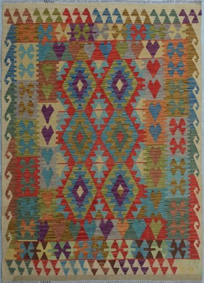 Rang ja modern kilim rug talam   khaadi treniq 1 1520751304341